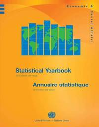 Statistical Yearbook 2016 by United Nations Department for Economic and Social Affairs image