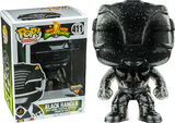 Power Rangers - Black Ranger (Morphing) Pop! Vinyl Figure