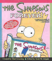 The Simpsons Forever! by Matt Groening image