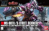 1/144 HGUC MS-08TX/S Efreet Schneid - Model Kit image