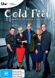 Cold Feet - The Complete Seventh Series on DVD