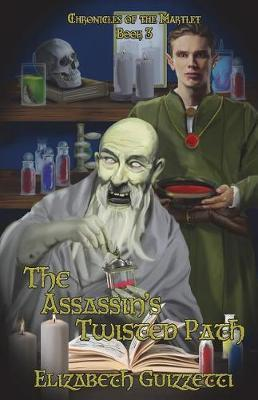 The Assassin's Twisted Path by Elizabeth Guizzetti image