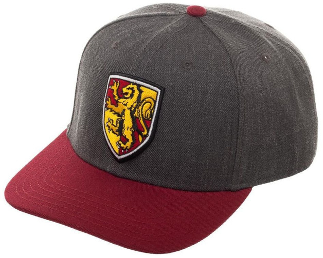 39e99a0d1 Gryffindor Crest - Snapback Cap | at Mighty Ape NZ