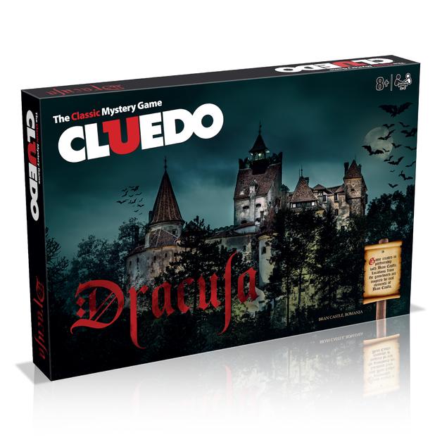 Cluedo: Dracula Edition