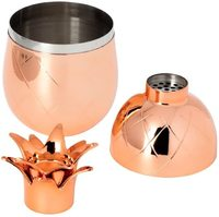 W&P: Pineapple Cocktail Shaker - Copper
