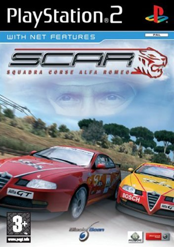 S.C.A.R: Squadra Corse Alfa Romeo for PlayStation 2