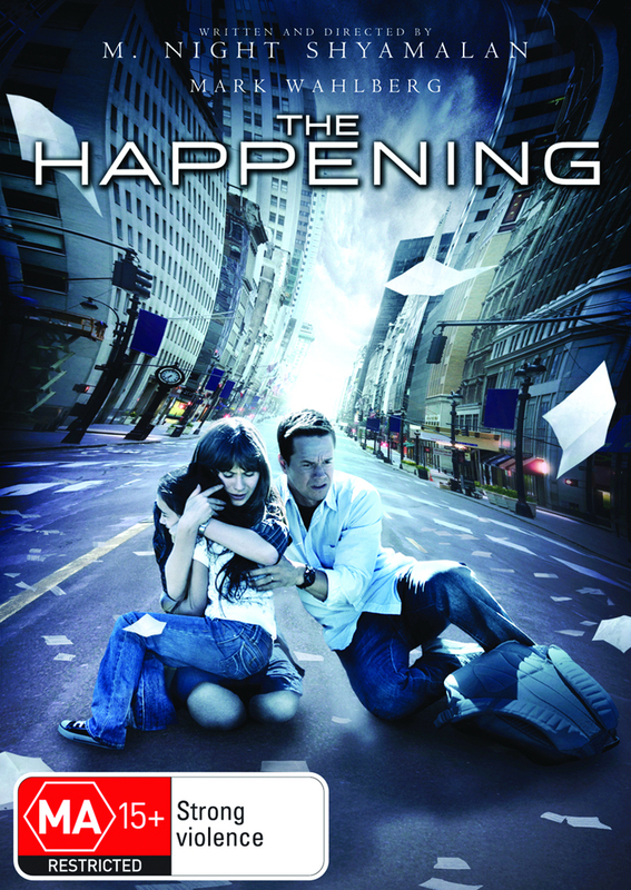 The Happening on DVD