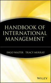 Handbook of International Management by Tracy Murray