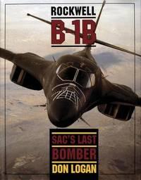 Rockwell B-1B by Don Logan