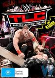 WWE TLC Tables Ladders & Chairs 2014 DVD