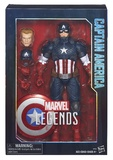 "Marvel Legends: 12"" Captain America - Action Figure"