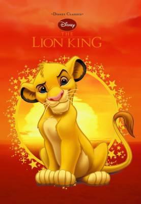 """Disney Diecut Classic: """"Lion King"""" by Parragon Books Ltd"""