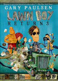 Lawn Boy Returns by Gary Paulsen image