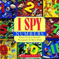 I Spy Numbers by Jean Marzollo