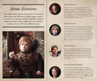 Game of Thrones Journal: House Lannister (Large) by HBO