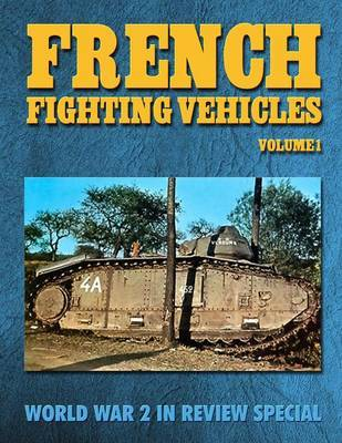 French Fighting Vehicles Volume 1 by Ray Merriam