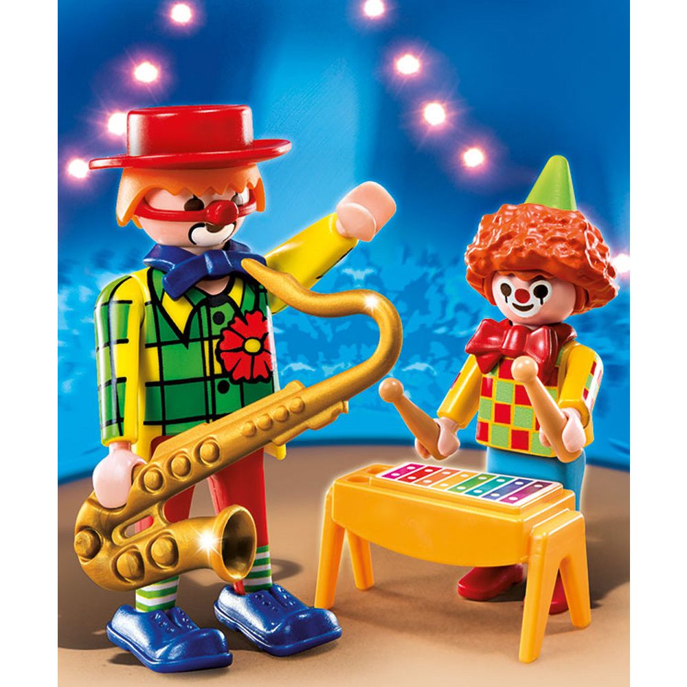 Playmobil: Special Plus - Musical Clowns (4787) image