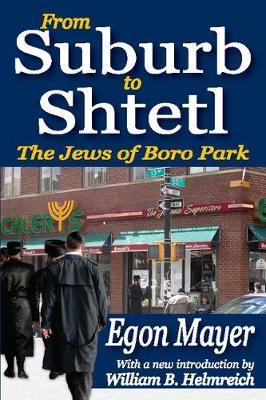 From Suburb to Shtetl by Egon Mayer image