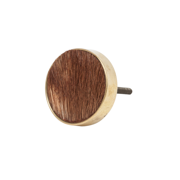 General Eclectic: Hide Knob Brown