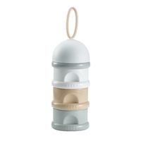 Beaba Stacked Formula Milk Container - Nude