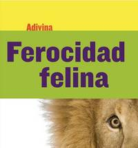 Ferocidad Felina (Fiercely Feline) by Kelly Calhoun image
