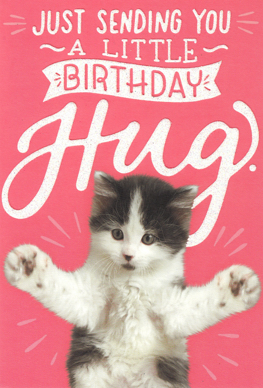 Buy Woof Purr Greeting Card