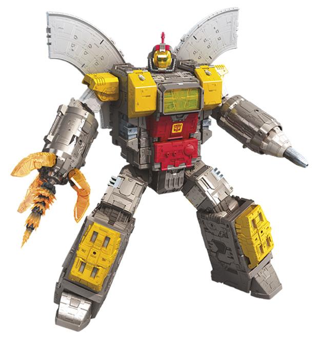 Transformers: War For Cybertron - Titan Class - Omega Supreme