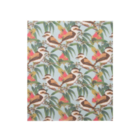 Australian Collection: Reusable Beeswax Food Wrap - Birds