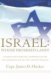 Israel by James D Hacker