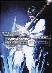 Bryan Adams - Live At Slane Castle on DVD