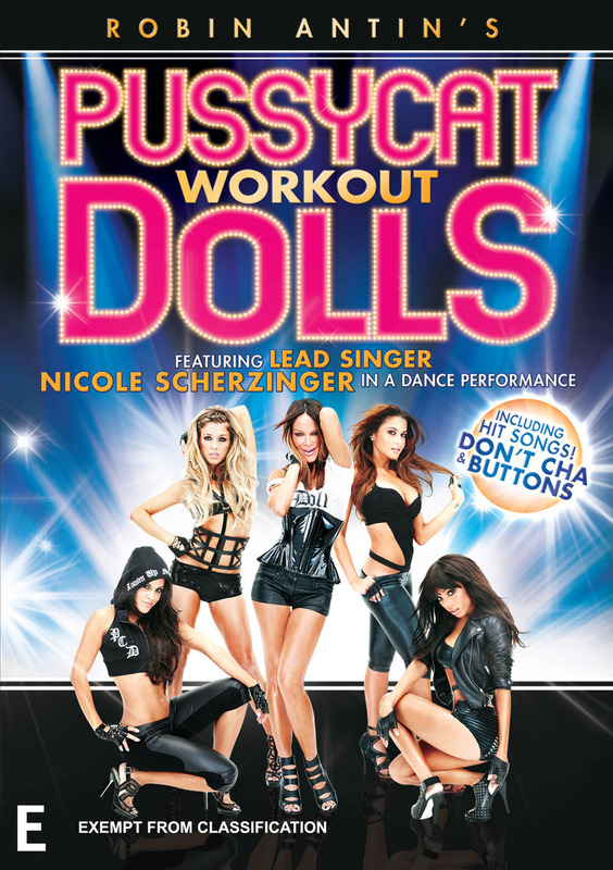 Pussycat Dolls Workout on DVD