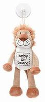 Diinglisar - Baby On Board Lion