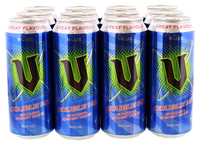 V Blue 500ml (12 pack)