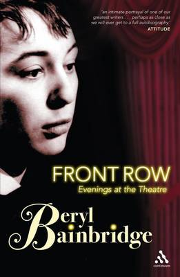 Front Row: Evenings at the Theatre by Beryl Bainbridge image