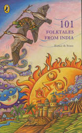101 Folktales from India by Eunice De Souza image