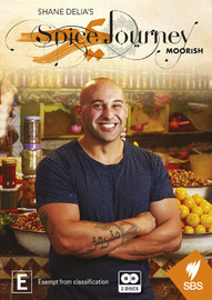 Shane Delia's Moorish Spice Journey on DVD