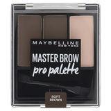 Maybelline Eye Studio Master Brow Pro Palette - Soft Brown