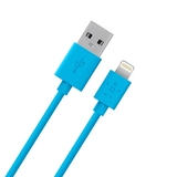 Belkin - Lightning to USB ChargeSync Cable - 1.2m (Blue)
