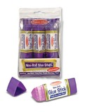 Melissa & Doug: Non Roll Glue Sticks