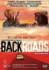 Back Roads on DVD