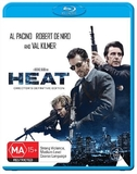 Heat: Director's Definitive Edition on Blu-ray