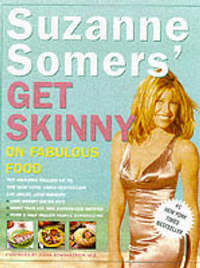 Suzanne Somers Get Skinny On Fabulous Food by Suzanne Somers image