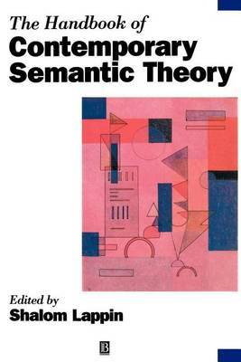 The Handbook of Contemporary Semantic Theory image