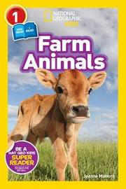 National Geographic Kids Readers: Farm Animals by Joanne Mattern