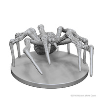 D&D Nolzurs Marvelous: Unpainted Minis - Spiders