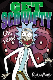 Rick And Morty: Schwifty - Maxi Poster (653)