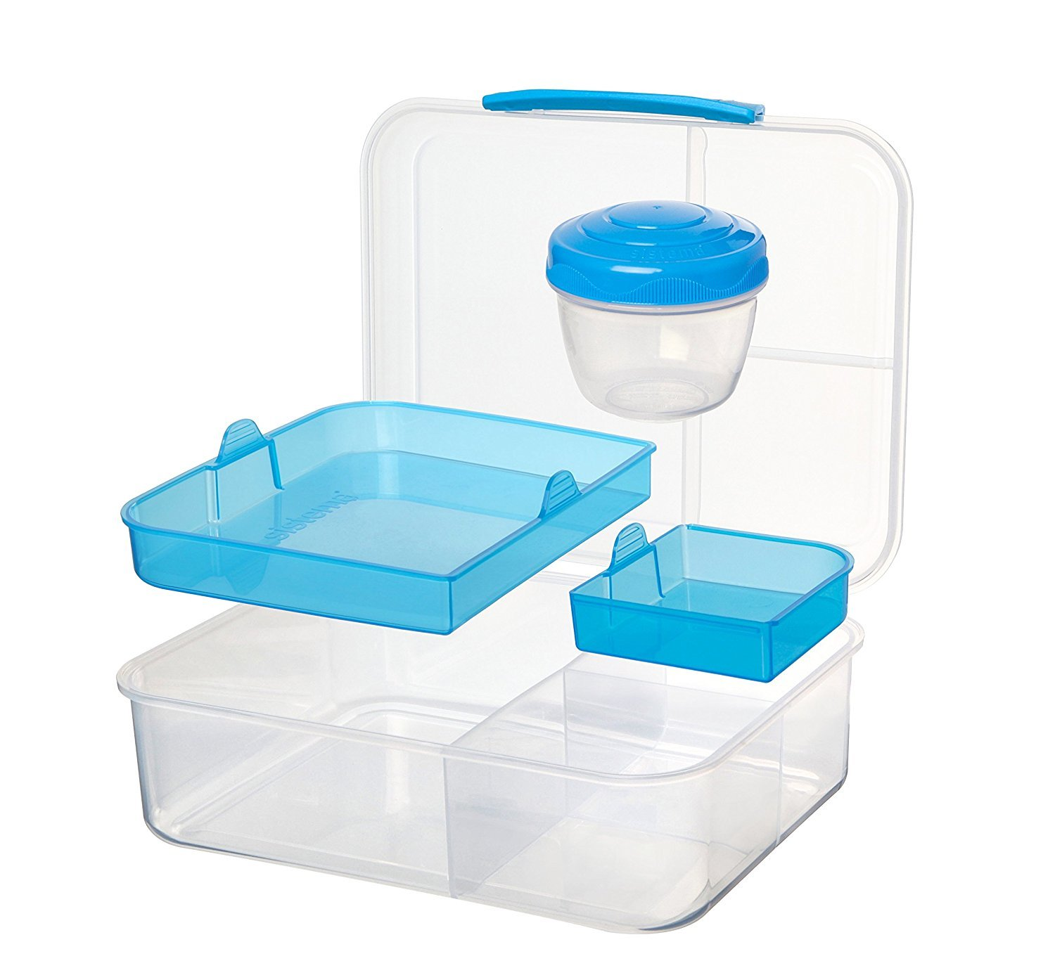 Sistema: To Go - Bento Lunch (1.65L) - Assorted Colours image