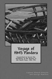 Voyage of HMS Pandora by Edward Edwards