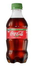 Coco Cola 100% Stevia No Sugar 300ml 24pk