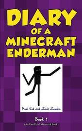 Diary of a Minecraft Enderman Book 1 by Pixel Kid